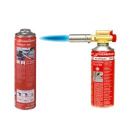Arzator EASY FIRE cu butelie Multigas