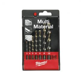 Set burghie multimaterial 3-10mm