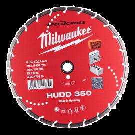Disc diamantat beton HUDD 350