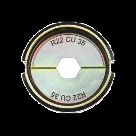 Set bacuri sertizare conectori R22 cupru
