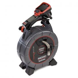 Camera inspectie canalizare CA-350, tambur Microdrain D65S