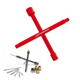 Cheie instalator tip cruce accesorii