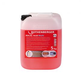Detartrant Rothenberger ROCAL Acid Multi 5 Kg