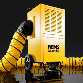 Dezumidificator Rems Secco 80 litri