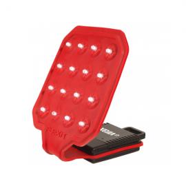 Lampa flexibila multi-orientabila Virax