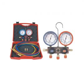 Baterie manometre Standard cu 2 cai