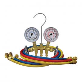 Baterie manometre freon R410A R407C R22