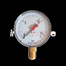 Manometru RF100 presiune 16 bar