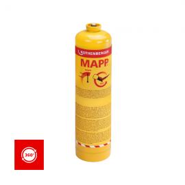 """Butelie Mapp gaz EU 7/16"""" 35521-C"""