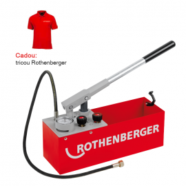 Pompa presiune Rothenberger RP50 S
