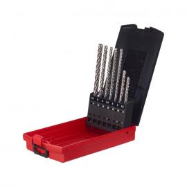 Set burghie SDS Plus MX4, 5-10mm, 7 buc
