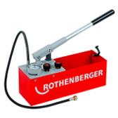 Pompe testare spalare presiune